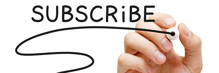Subscribe photo
