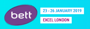 Bett 2019 @ Excel London | England | United Kingdom