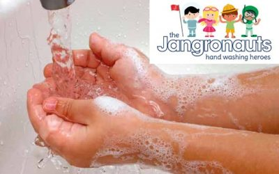A Lesson in Handwashing