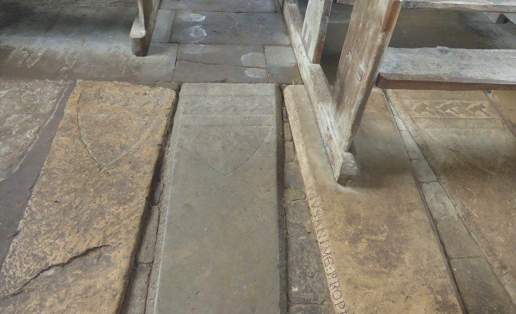Care and repair of church floors