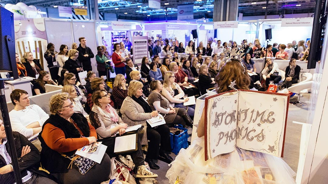 The Education Show 2018 returns to the NEC, Birmingham on 15-17 March