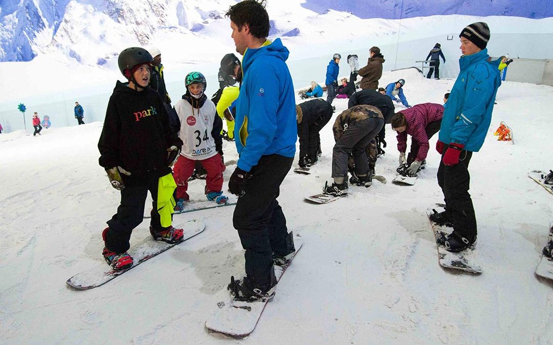 Snowsport England and Snowsport Wales announce dates for National Schools Snowsport Week 2018