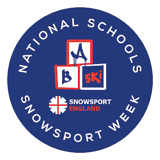 National Schools Snowsport Week Logo