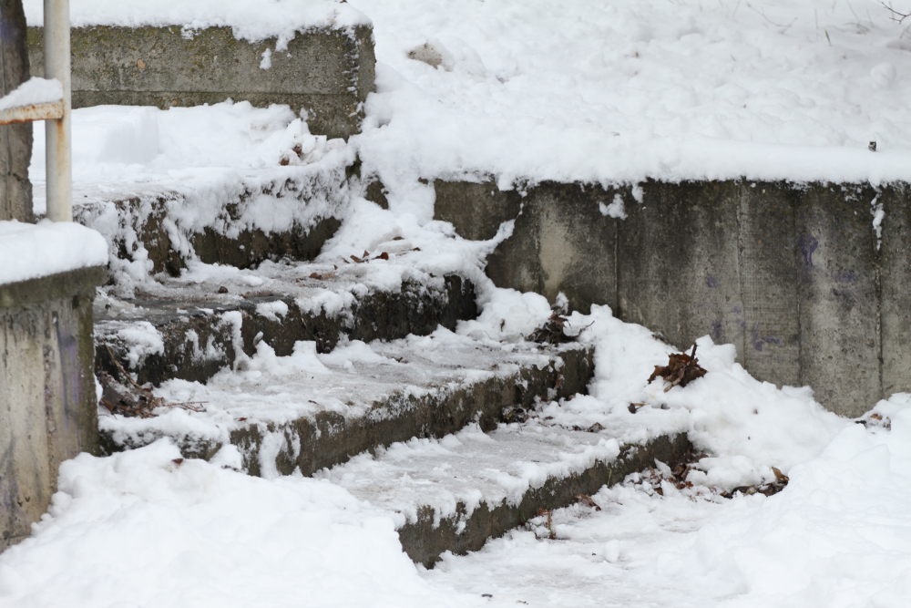Winter proofing your church building
