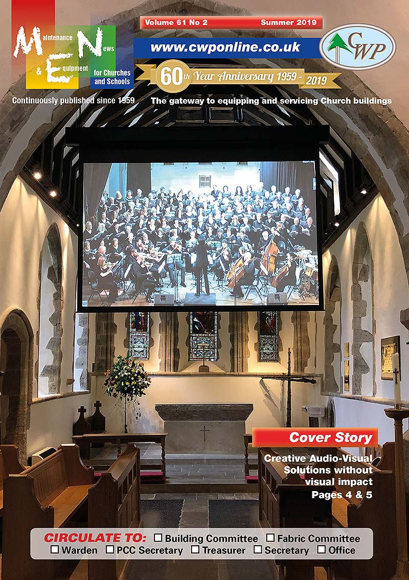Church and School Maintenance News Magazine