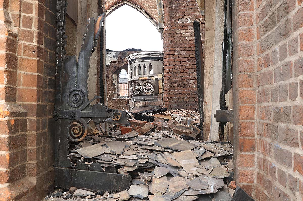Fire: Managing the risks in your church