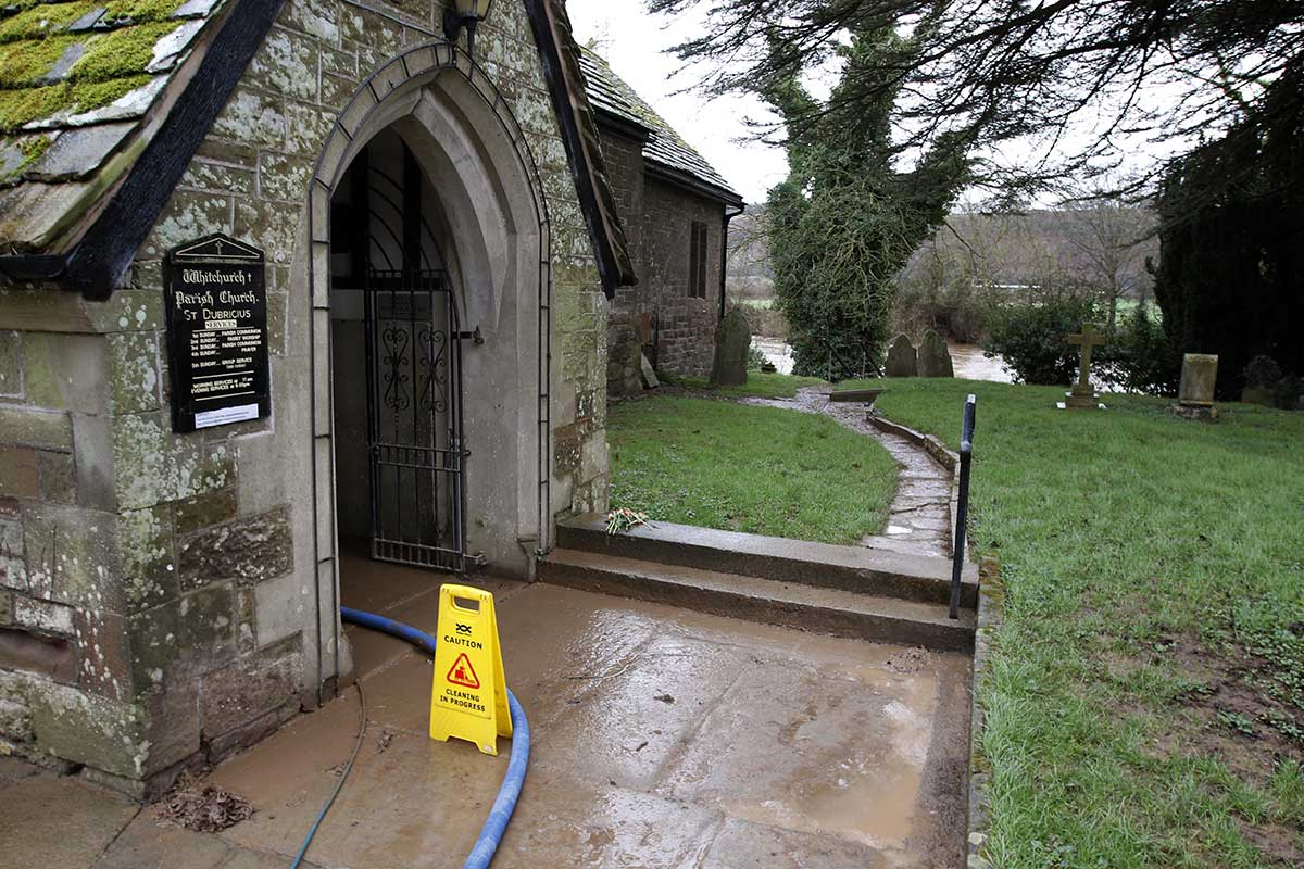 Churches Encouraged to Prepare for Winter Weather