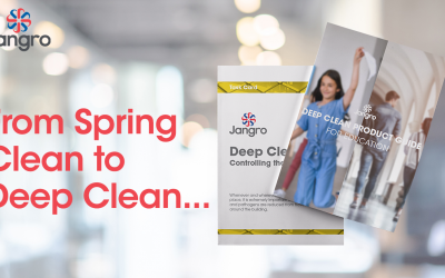 Jangro introduces new deep cleaning resources