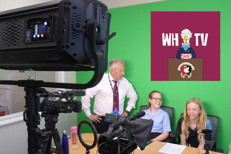 ETC fos/4 Lights the Way for Pioneering High School TV Channel